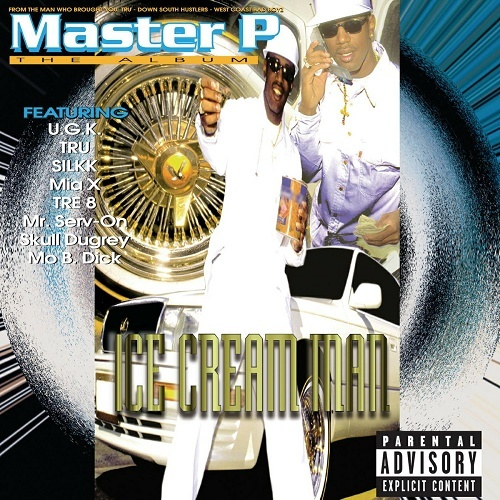 Master P - Ice Cream Man cover