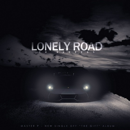 Master P - Lonely Road To Success cover