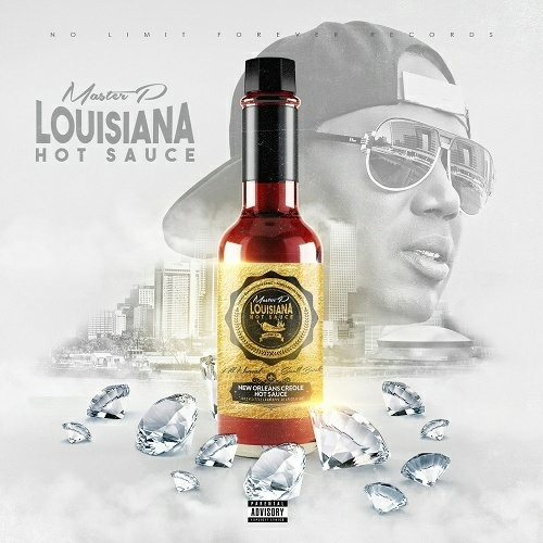 Master P - Louisiana Hot Sauce cover