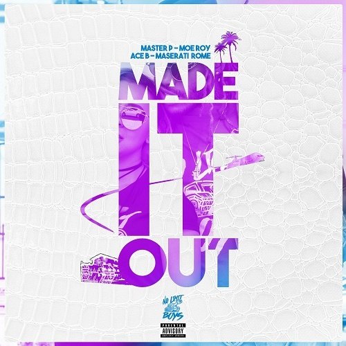 Master P - Made It Out cover