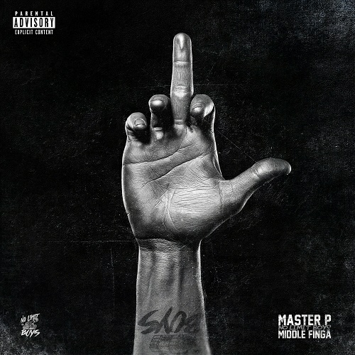 Master P - Middle Finga cover