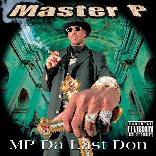 Master P - MP Da Last Don cover