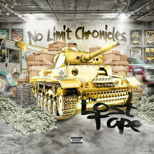 Master P - No Limit Chronicles. The Lost Tape cover
