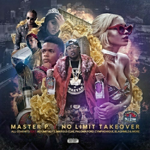 Master P - No Limit Take Over cover