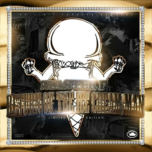 Master P - Return Of The Ice Cream Man (Limited Edition) cover