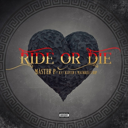 Master P - Ride Or Die cover