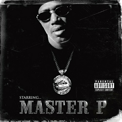 Master P - Starring... Master P cover