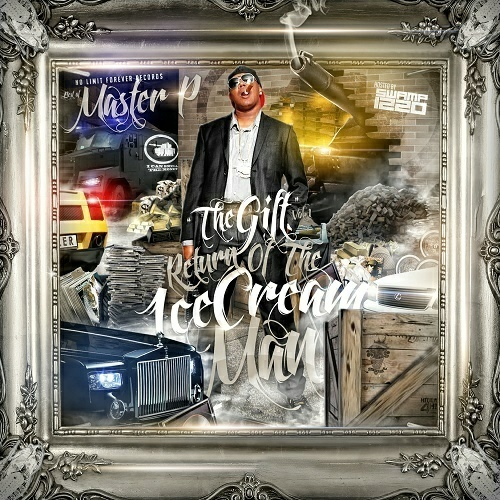 Master P - The Gift. Return Of The Ice Cream Man cover