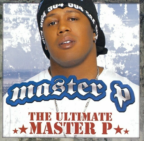 Master P - The Ultimate Master P cover