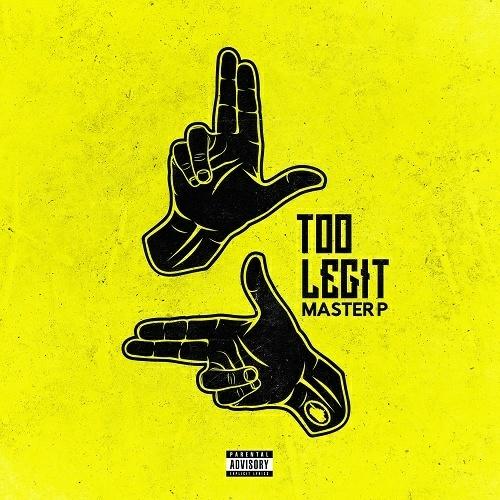 Master P - Too Legit cover