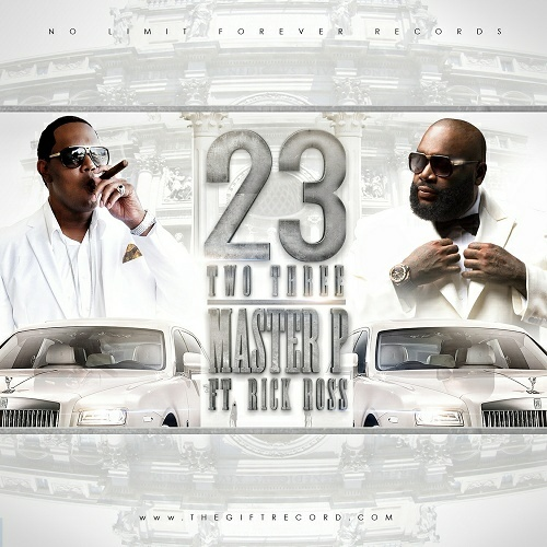 Master P - Two Three cover