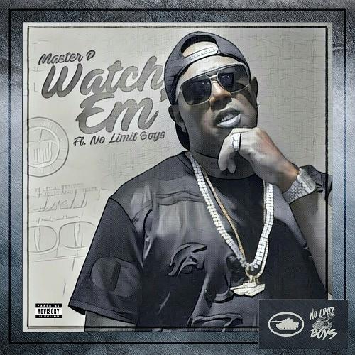 Master P - Watch Em` cover