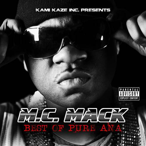 M.C. Mack - Best Of Pure Ana cover