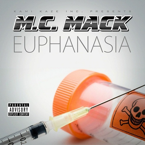 M.C. Mack - Euphanasia cover