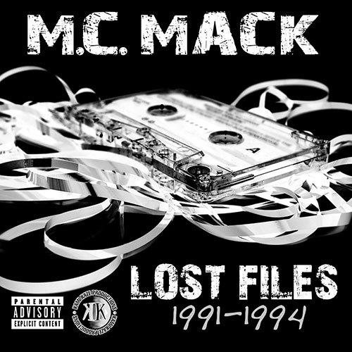M.C. Mack - Lost Files 1991-1994 cover