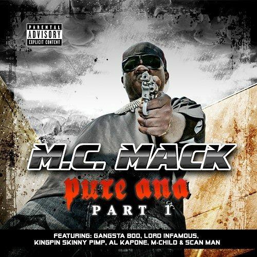 M.C. Mack - Pure Ana, Part 1 cover
