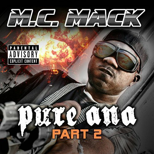 M.C. Mack - Pure Ana, Part 2 cover