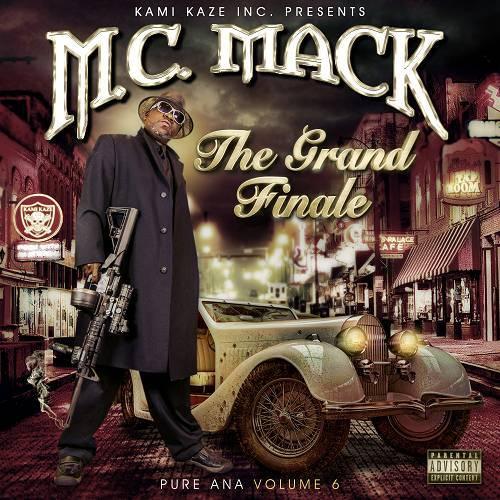 M.C. Mack - Pure Ana Vol. 6. The Grand Finale cover