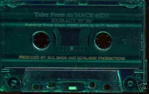 M.C. Mack - Talez From Da Mack-Side Bass Mix 95`-96` cover