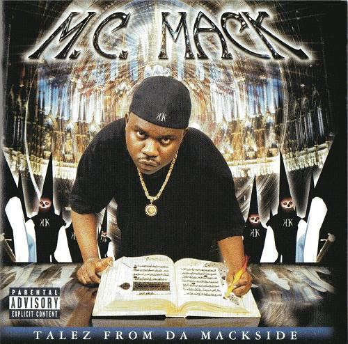 M.C. Mack - Talez From Da Mackside cover