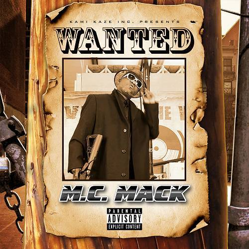 M.C. Mack - Wanted cover