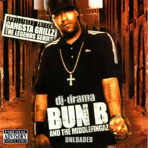 Bun B & Mddl Fngz - Unloaded cover