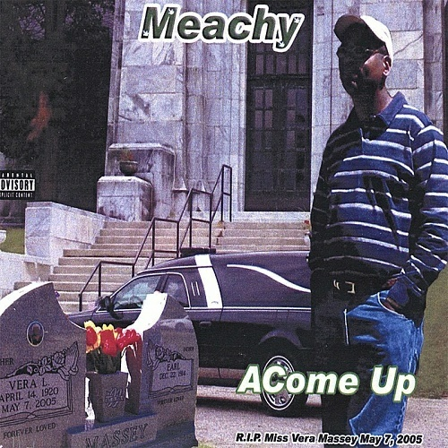 Meachy - Acome Up cover