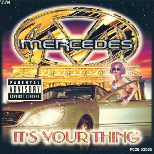 Mercedes - It`s Your Thing (CD, Maxi-Single) cover