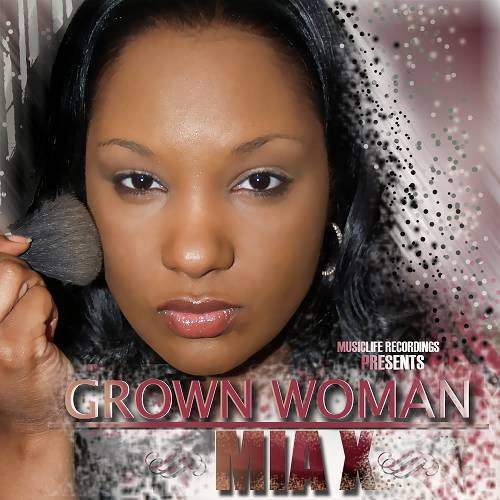 Mia X - Grown Woman cover