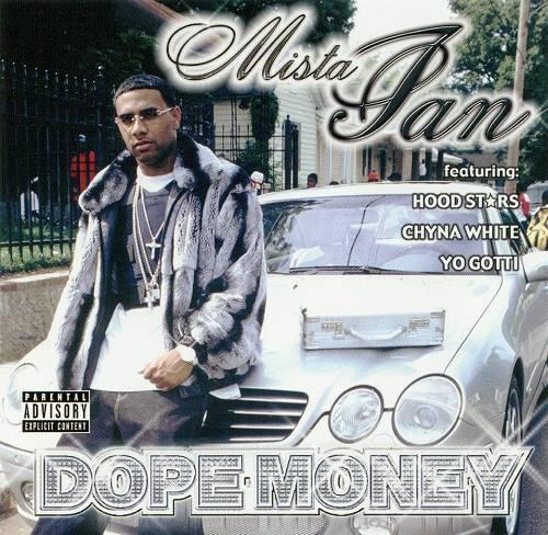 Mista Ian - Dope Money cover