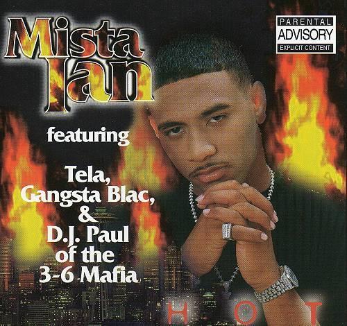 Mista Ian - Hot cover