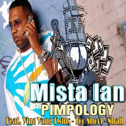 Mista Ian - Pimpology cover