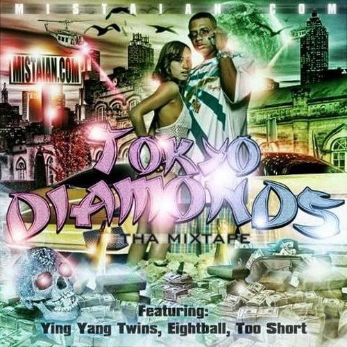 Mista Ian - Tokyo Diamonds cover