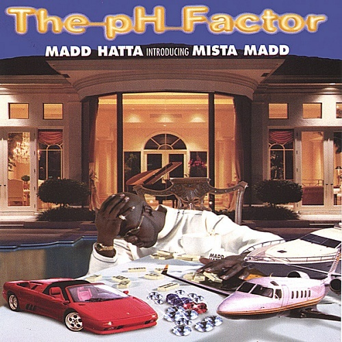 Mista Madd - The pH Factor cover