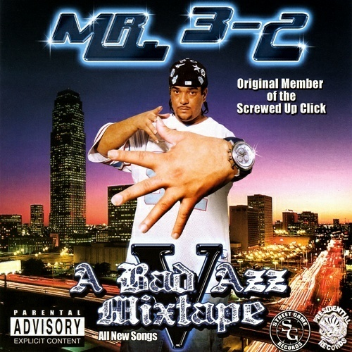 Mr. 3-2 - A Bad Azz Mixtape V cover