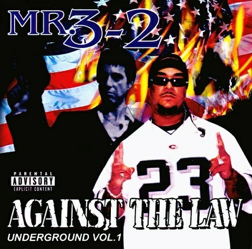 Mr. 3-2 - Against The Law cover
