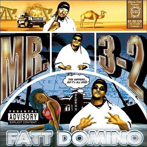Mr. 3-2 - Fatt Domino cover