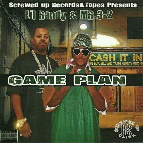 Mr. 3-2 - Game Plan cover