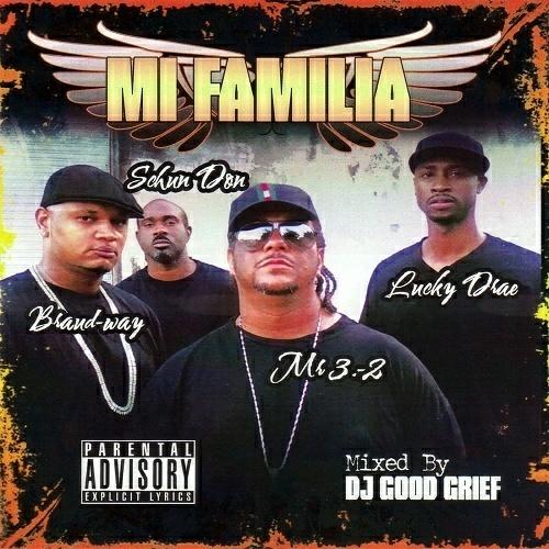 Mr. 3-2 & Mo Mafia - Mi Familia cover