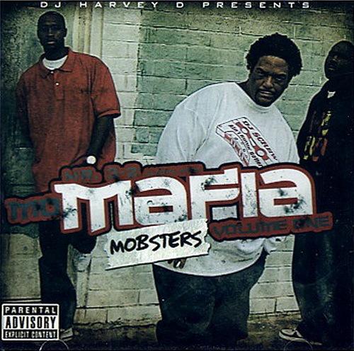 Mr. 3-2 & Mo Mafia - Mobsters cover