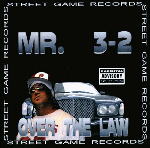 Mr. 3-2 - Over The Law cover