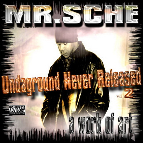 Mr. Sche - A Work Of Art cover