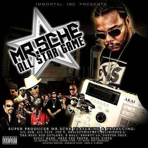 Mr. Sche - All Star Game cover