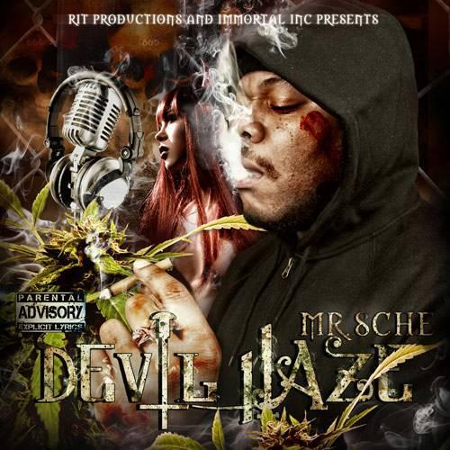 Mr. Sche - Devil Haze cover