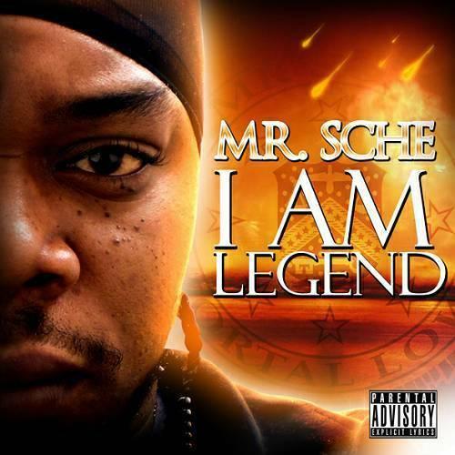 Mr. Sche - I Am Legend cover