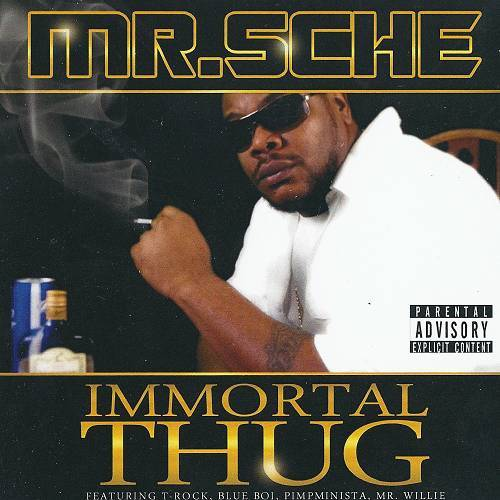 Mr. Sche - Immortal Thug cover