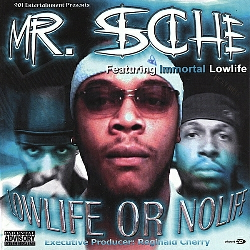 Mr. Sche - Lowlife Or Nolife cover