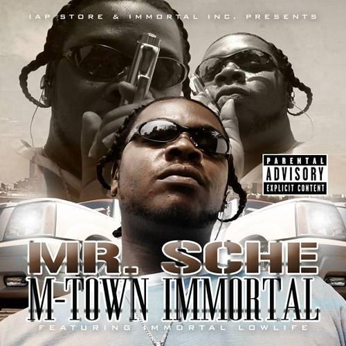Mr. Sche - M-Town Immortal cover