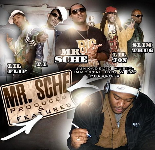 Mr. Sche - Produced & Featured cover