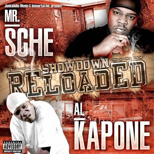 Mr. Sche & Al Kapone - Showdown Reloaded cover